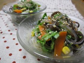 中華風❀春雨サラダ