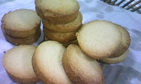 最高の!!おから豆乳クッキー