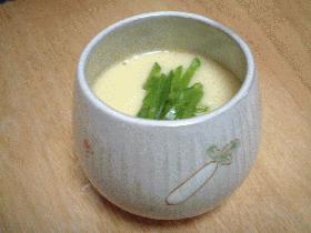 圧力鍋で作る 茶碗蒸し