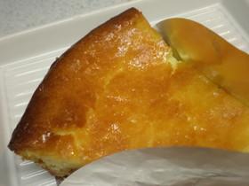 ずっしり濃厚チーズケーキ