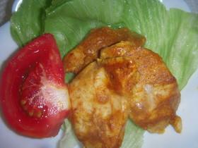 タンドリーチキン(オーブン焼き)