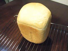 ちょっとだけヘルシーな食パン♪