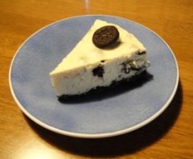 豆腐☆オレオチーズケーキ