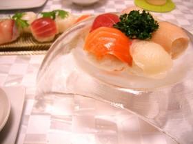 簡単酢飯deにぎり寿司