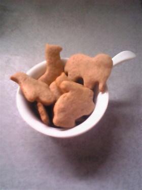 カリっと美味い☆米粉クッキー