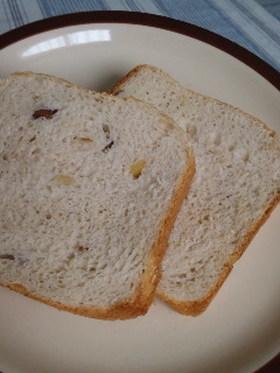 HB✿ナッツ食パン