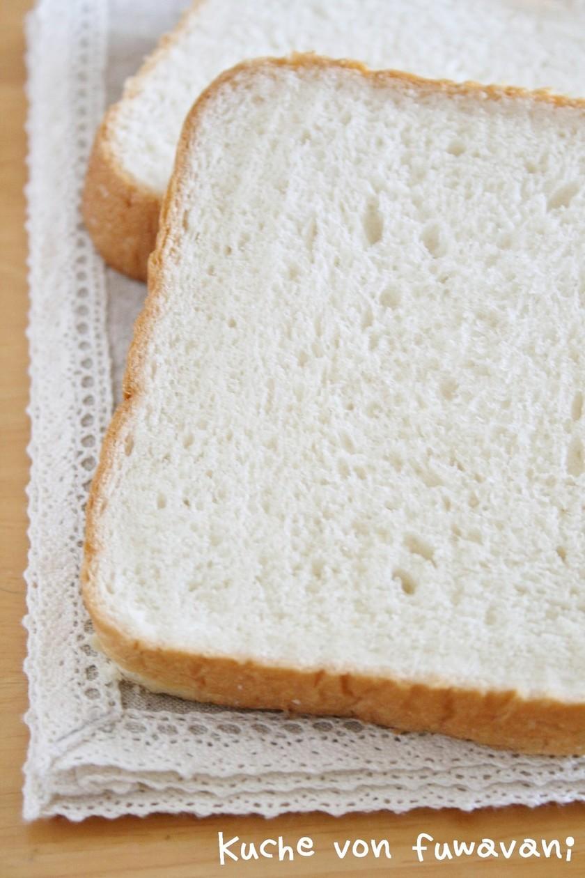 早焼き♡HBで♡クレーム・ミエルの食パン