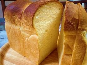 とうもろこしのモチモチ食パン