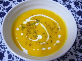南瓜とキャベツのポタージュスープ