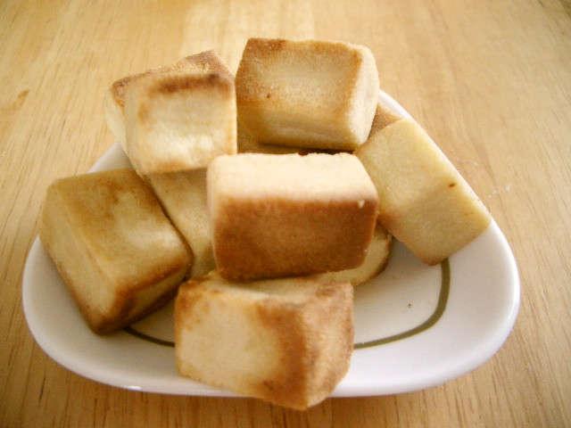 高野 豆腐 おやつ