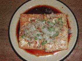簡単おいしい☆豆腐ステーキ