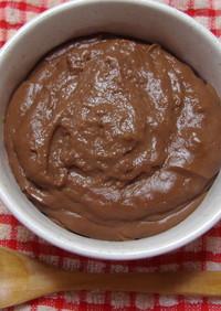 甘さ控えめ♪チョコレートクリーム
