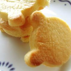 *余熱・バター無し♪節約☆簡単クッキー*