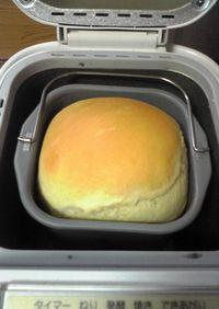 HB☆はちみつたっぷりミルク食パン☆