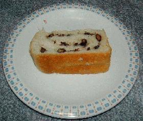 甘煮黒豆食パン