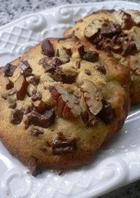 アメリカン☆チョコチップクッキー