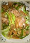焼肉のタレで☆簡単鶏肉の野菜炒め♪