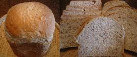 ミルク&あずきパン