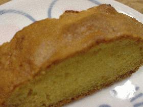 はなびし草のパウンドケーキ~オレンジピールを使って~