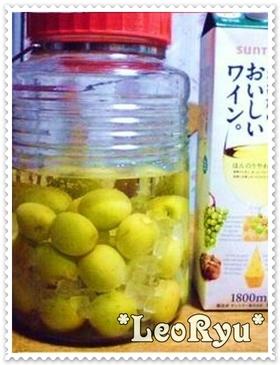 お酒好きさんの♡梅のお酒(梅酒)