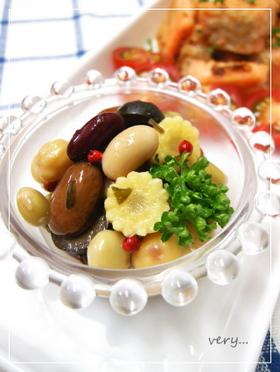 ✜色々お豆のヘルシーサラダ✜タラゴン✜