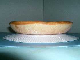 炊飯器でチーズケーキ(タルト)