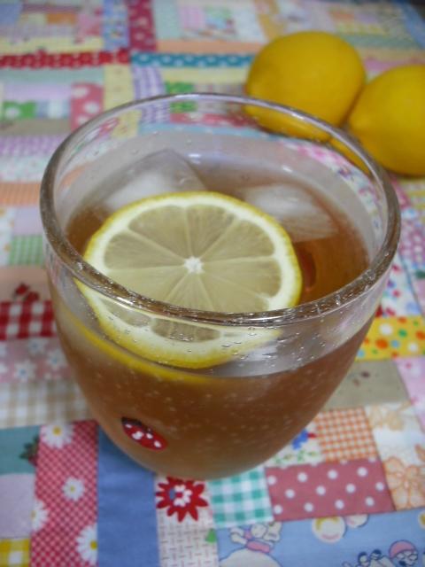 ❤夏に美味しい❤レモン麦茶~♬♪゚*。♡