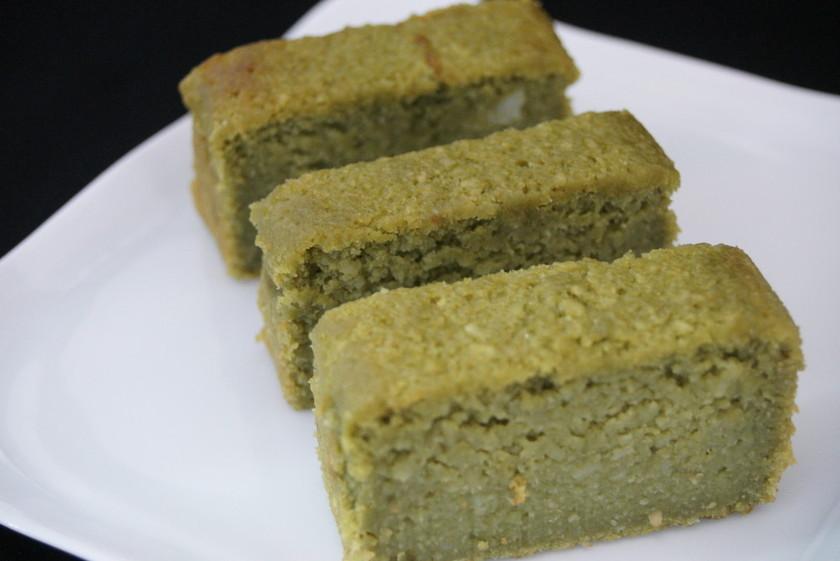 ノンオイル☆おから山芋☆ケーキ