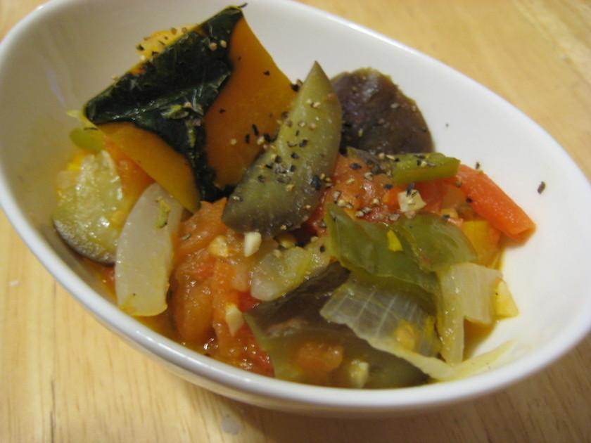 夏野菜の旨み★ラタトゥイユ
