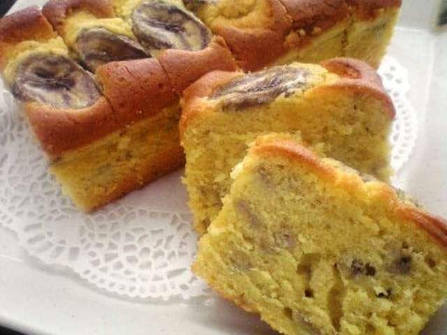 パウダー なし ケーキ ベーキング バナナ