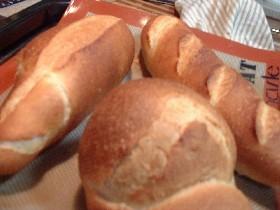 セモリナ入りのフランスパン