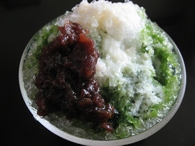 かき氷用☆濃い抹茶シロップ