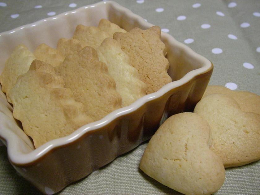 てんぷら粉で作るクッキー♪