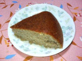 ミキサー&炊飯器で*バナナケーキ     σ(^u^)