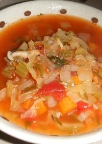 簡単!!7日間の脂肪燃焼スープ☆