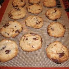 全粒粉チョコチップクッキー