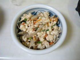 定番*炒り豆腐