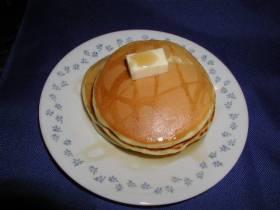 ふわふわっ♪ホットケーキ
