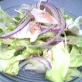 ※いくらでも食べられる♪さわやかドレッシングのサラダ※