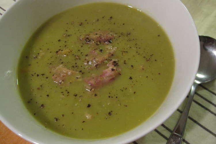 どう 豆 レシピ スープ えん
