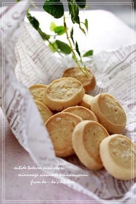 チーズみるくクッキー