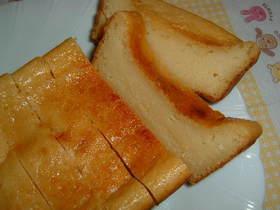 ◇ホットケーキミックスと豆腐のケーキ◇