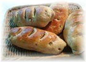 芋好き集まれ!++グラハムさつまパン++