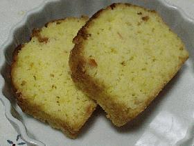 ★オレンジのパウンドケーキ◆