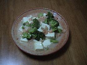 えびあんかけ豆腐