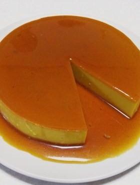 ミキサーで◎なめらか濃厚かぼちゃプリン♪