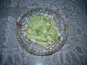 長芋のガッカモーレ