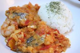 ブラジルの魚介入りシチュー☆ムケッカ