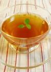 プルプル桃紅茶のジュレ