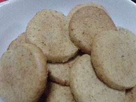 簡単!全粒粉入りクッキー